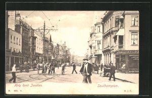 AK Southampton, Holy Road Juniction