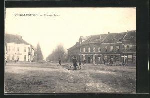 AK Bourg-Leopold, Prinsenplaats