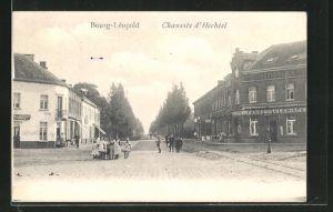 AK Bourg-Léopold, Chaussée d`Hechtel