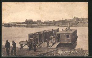 AK Blyth, High Ferry