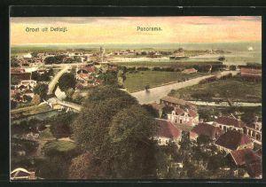 AK Delfzijl, Panorama