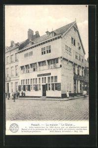 AK Hasselt, La maison Le Glaive