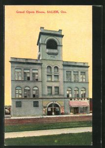 AK Salem, OR, Grand Opera House