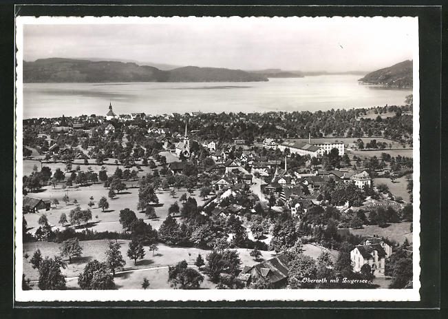 Bild zu AK Oberarth, Tota...