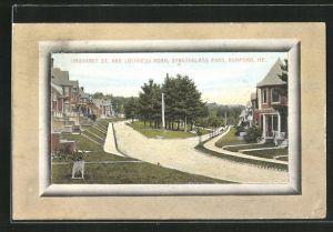 AK Rumford, ME, Urquhart Street and Lochness Road, Strathglass Park