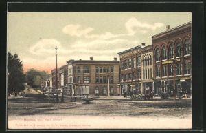 AK Houlton, ME, Main Street
