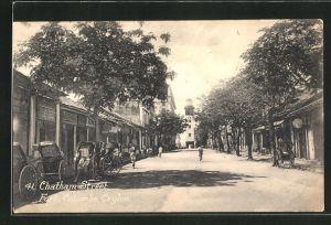 AK Colombo, Chatham Street