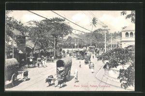 AK Colombo-Pettah, Main Street