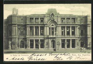 AK Buenos Aires, La Bolsa de Comercio