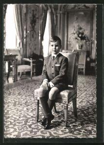 AK S.A.S. Prince Albert von Monaco