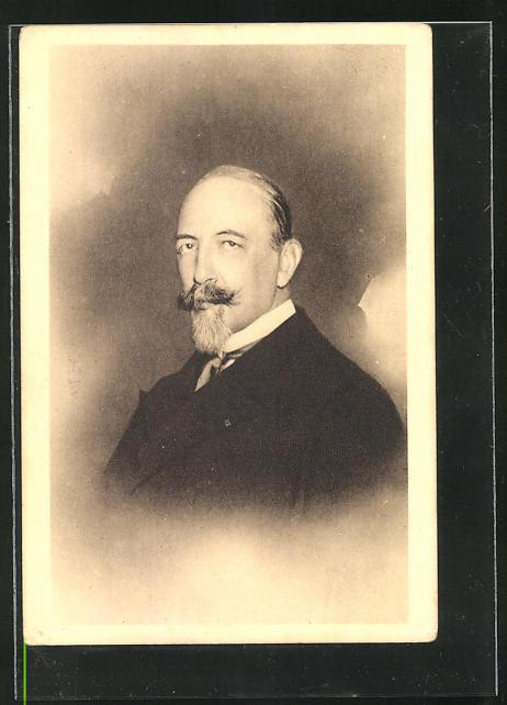AK Jean d`Orleans, Duc de Guise, Adel von Frankreich