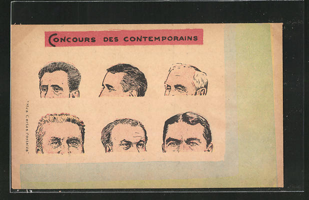 AK Frankreich, Loubet, Concours des Contemporains