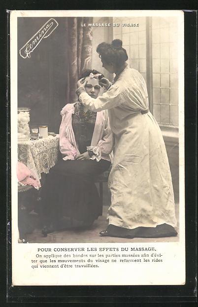 AK Le Massage du Visage, Gesichtsmassege 0