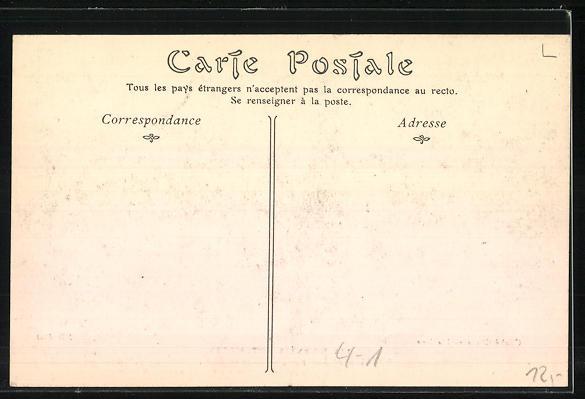 AK Paris, 1. Mai 1906, Place de la Republique, M. Bouvier und M. Lépine 1