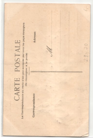 Trockenblumen-AK Collection Anglade, Belle-Isle-en-Mer, Getrocknete und gepresste Algen 1