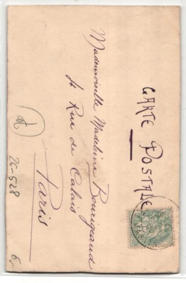 Künstler-AK Handgemalt: Bonne et Heureuse Année, Neujahrsgruss 1905 1
