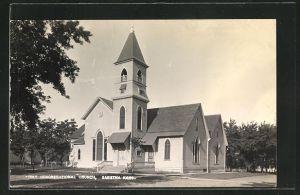 AK Sabeta, KS, First Congregational Church