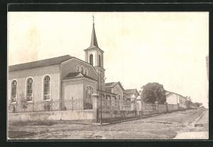AK Ria Claro, Deutsch-evangelische Kirche, Schule und Internat