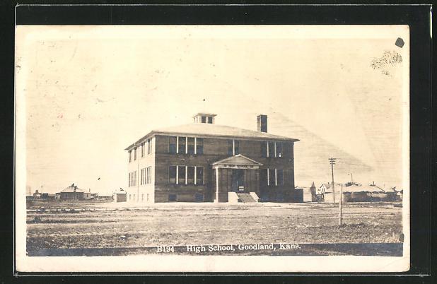 Foto-AK Goodland, KS, High School 0