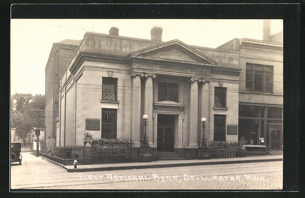 Foto-AK Stillwater, MN, First National Bank 0