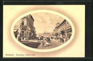 AK Kolozsvar, Wesselenyi Miklos-utca