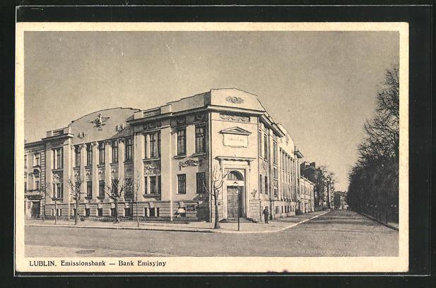 AK Lublin, Emissionsbank 0