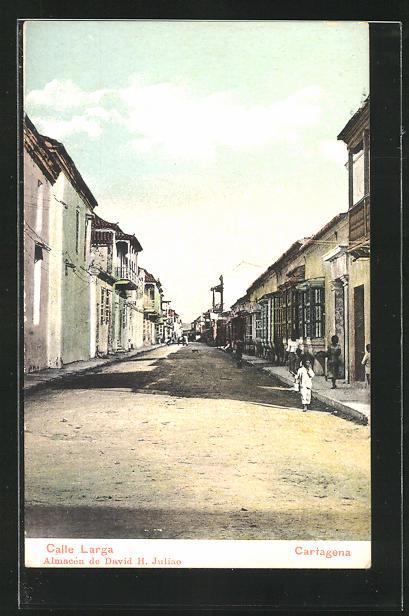 AK Cartagena, Calle Larga 0