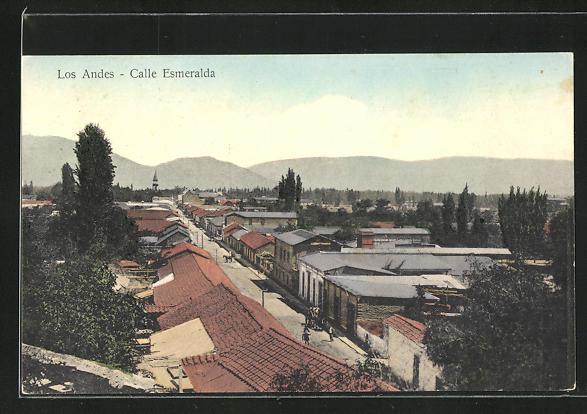 AK Los Andes, Calle Esmeralda 0