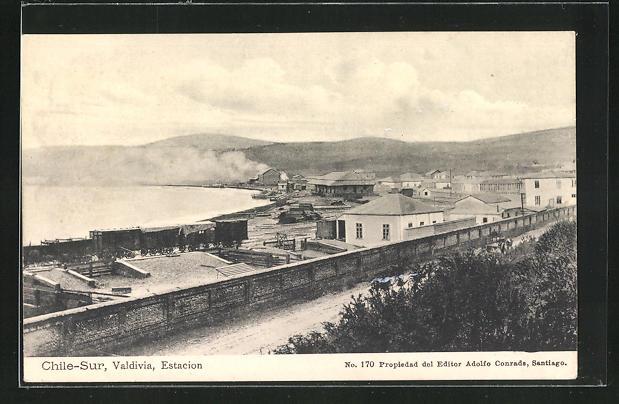 AK Valdivia, Estacion
