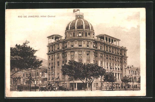 AK Rio de Janeiro, Hotel Central 0