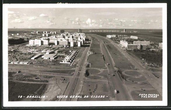 AK Brasilia, Vista geral da Cidade 0
