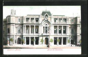 AK Buenos Aires, Bolsa de Comercio