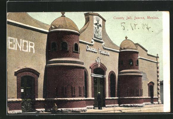 AK Juarez, County Jail 0