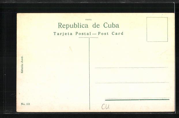 AK Habana, Prado y San Lazaro 1