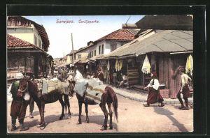 AK Sarajewo, Carsijapartie