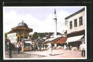 AK Sarajewo, Bascarsija