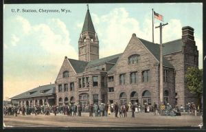 AK Cheyenne, WY, Station
