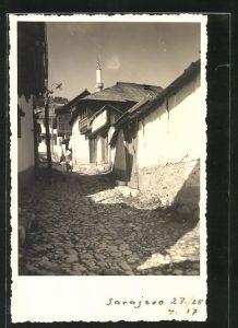 AK Sarajewo, Strassenpartie