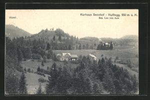 AK Hulftegg, Kurhaus Sennhof und Hörnli