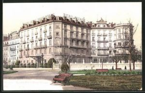 AK Genève, Grand-Hotel Beau-Rivage