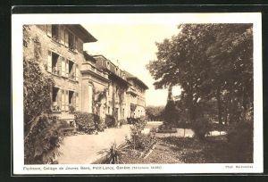 AK Petit-Lancy, Collège de Jeunes Gens Florimont