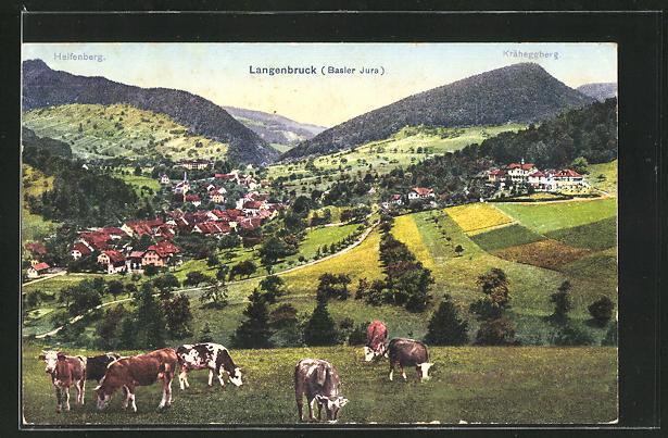 AK Langenbruck, Totalansicht