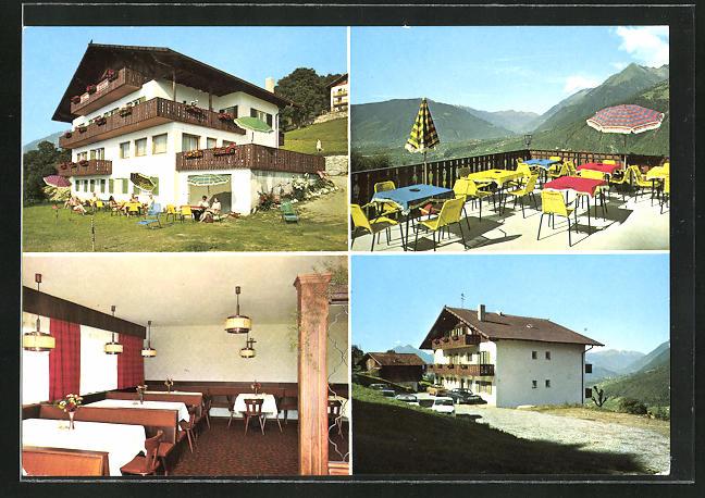 AK Verdins-Schenna, Pension Alpenhof