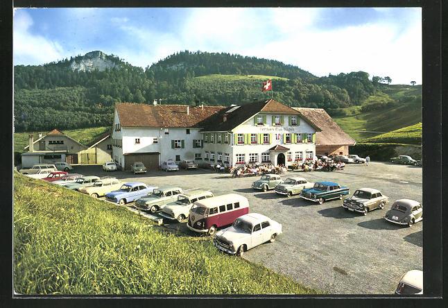 AK Eptingen, Berghaus Ober-Bölchen