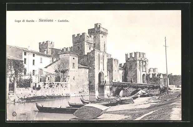AK Sirmione, Castello