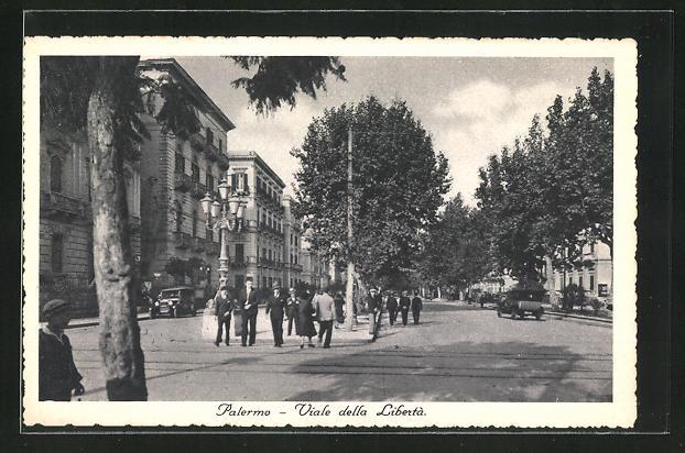 AK Palermo, Viale della Liberta