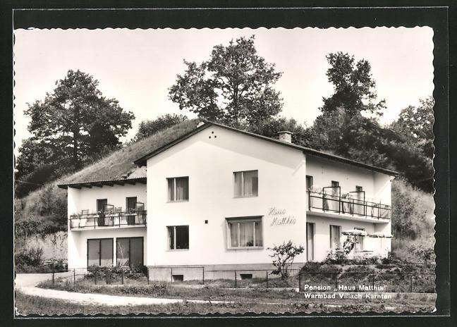 AK Villach, Pension Haus Matthis