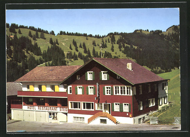 AK Triesenberg, Hotel-Restaurant Steg