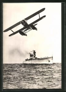 AK Fokker C. 11-W, Wasserflugzeug