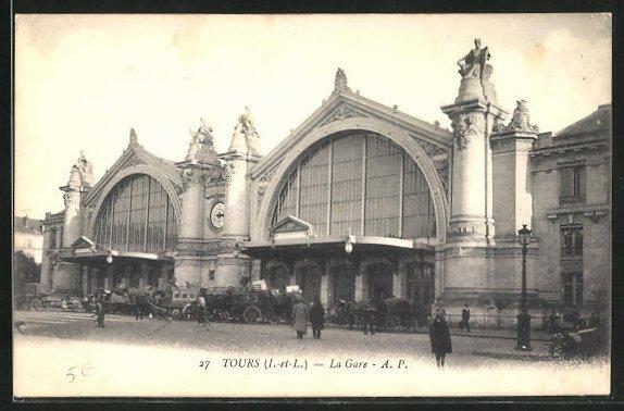 AK Tours, La Gare